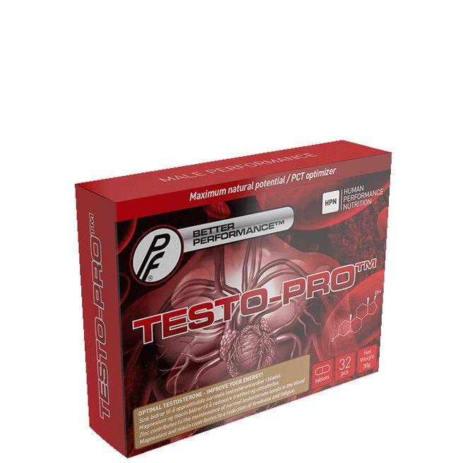 Testo-Pro, 32 tabletter