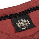 SBD WSM T-Shirt - Women's, Brick