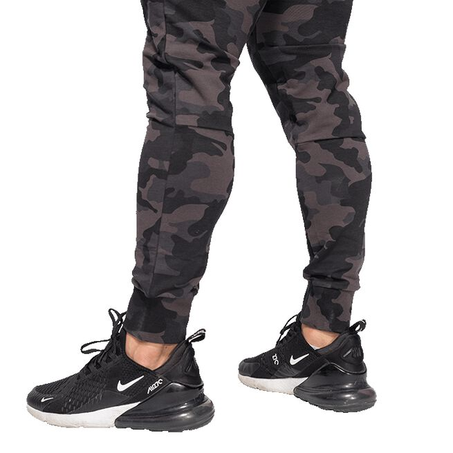 Better Bodies Tapered Joggers V2, Dark Camo