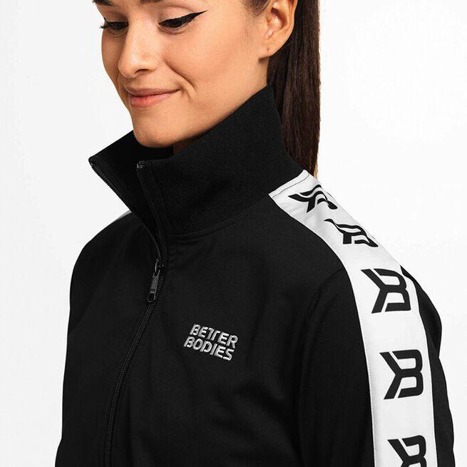 Chelsea Track Jacket, Black, M
