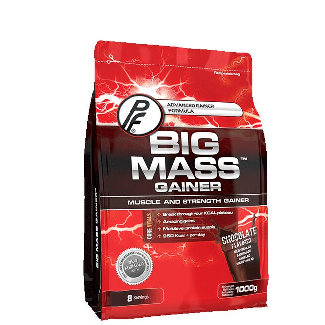 Big Mass Gainer 1000g Sjokolade