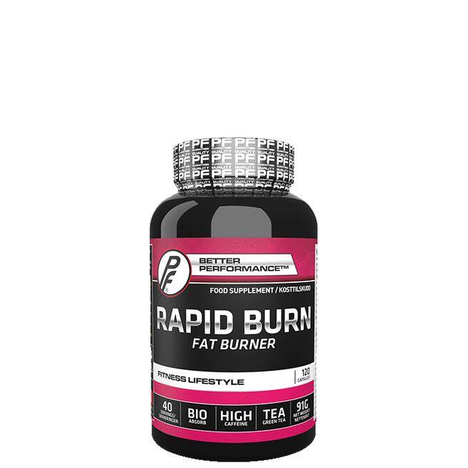 Rapid Burn 120 Kapsler