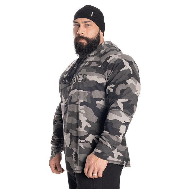 Gasp L/S Thermal Hoodie, Tactical Camo