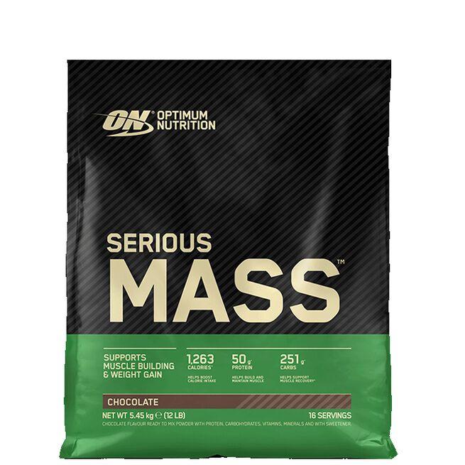 Optimum Nutrition, Serious Mass, 5455 gram, Chocolate