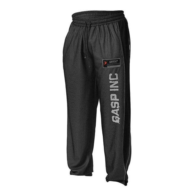 No 1 Mesh Pant, Black, S