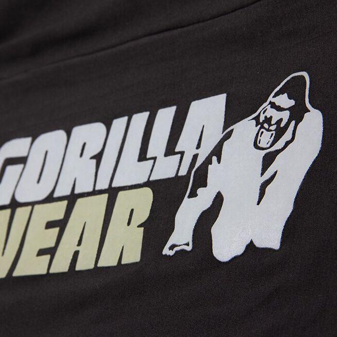 Melbourne SL Hooded T-shirt, Black, L