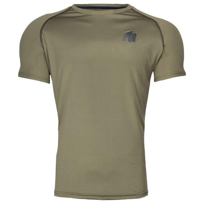 Performance Tee, Army Green, S