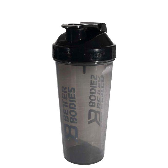 Better Bodies Shaker 0,8L Black Grey
