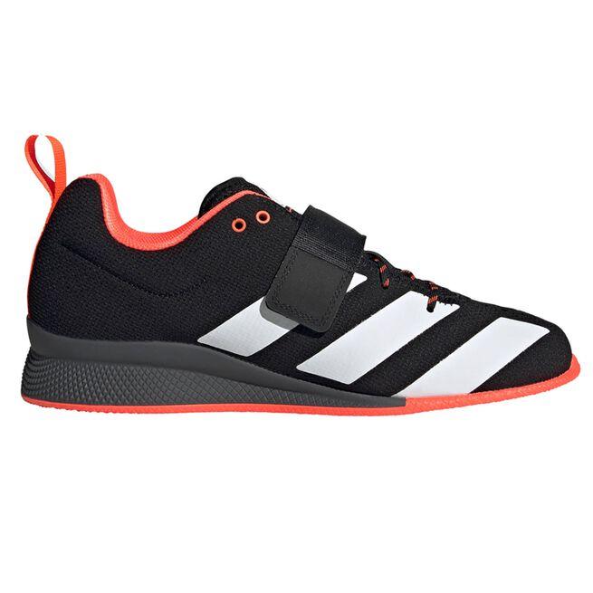 Adidas Adi Power Weightlifting II, Black/White/Red, 38