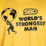 SBD WSM T-Shirt - Women's, Yellow