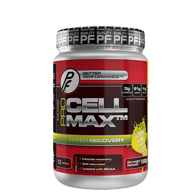 Cell Max Frisk Sitron