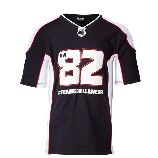 Athlete T-Shirt 2.0 Gorilla Wear, Black/White, M