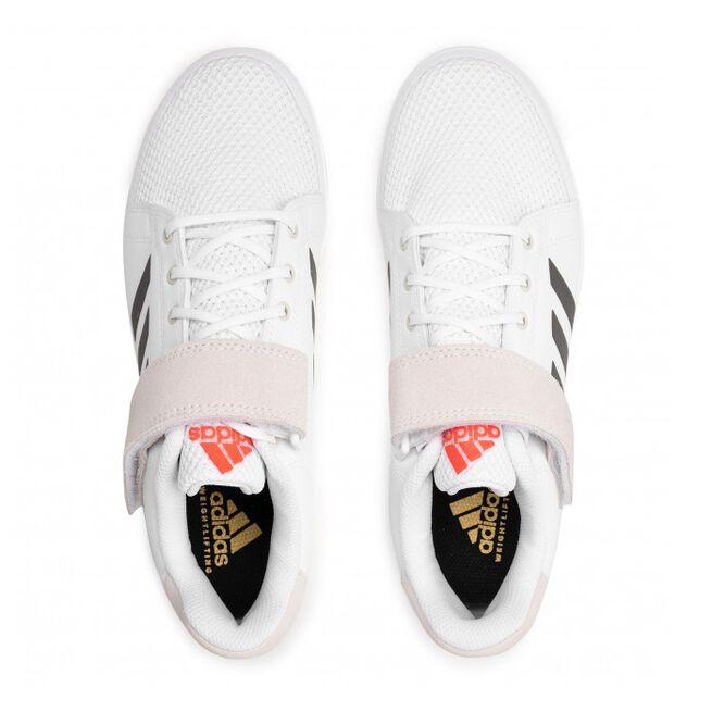 Adidas Power Perfect III, White/Black, 39 1/3