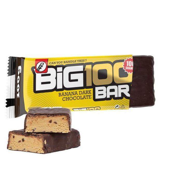 Big 100 Protein Bar 1x100g Banan Sjokolade