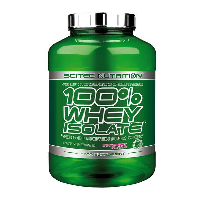100 % Whey Isolate, 700 g, Vanilla
