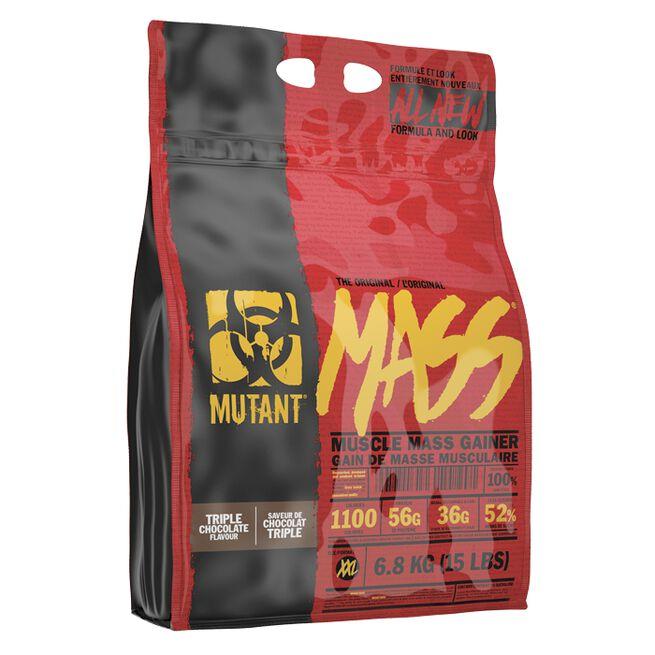 Mutant Mass, 6,8 kg, Triple Chocolate - NO