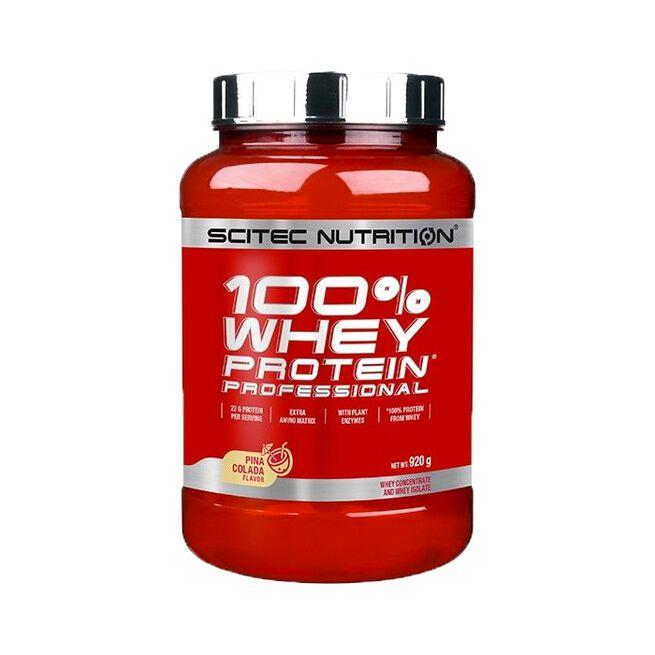 100% Whey Protein Professional, 920 g, Banana